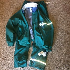 Nautica competition tracksuit